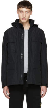 Stone Island Grey Insulated Jacket