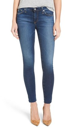 Women's Ag 'The Legging' Ankle Jeans $235 thestylecure.com