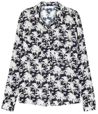 Samsoe & Samsoe Samse & Samse Milly Printed Jersey Shirt