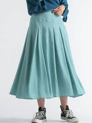 Mayson Grey (メイソン グレイ) - MAYSON GREY フレアカラースカート メイソングレイ スカート