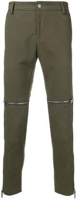 Les Hommes Urban casual chino trousers