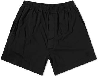 Rick Owens Patch Boxer Short