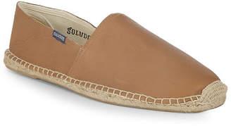 Soludos Original Slip-On Leather Espadrilles