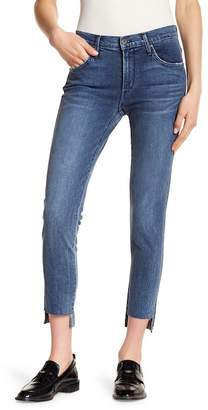 James Jeans James Twiggy Ankle Hi-Lo Hem Jeans