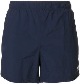 HUGO BOSS logo swim shorts