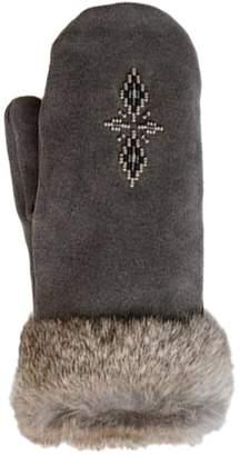Manitobah Mukluks anitobahukluks Fur Triittens in