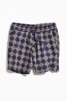 Urban Outfitters Lucian Patterned Short