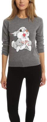 Markus Lupfer Thumper Sequin Grace Sweater