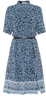 Altuzarra Kieran printed silk dress