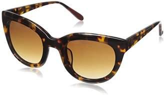 Betsey Johnson Women's Makayla Cateye Sunglasses