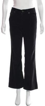 Calvin Klein Jeans Mid-Rise Corduroy Pants