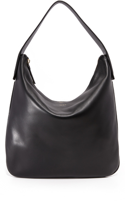 DKNY Greenwich Hobo Bag $398 thestylecure.com