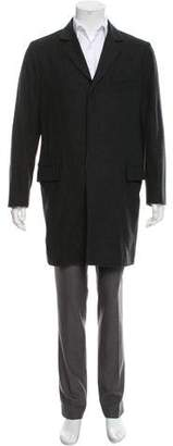 Marc Jacobs Wool Car Coat