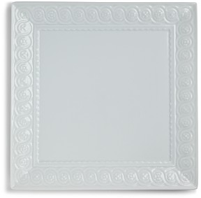 Louvre Square Dinner Plate - 100% Exclusive