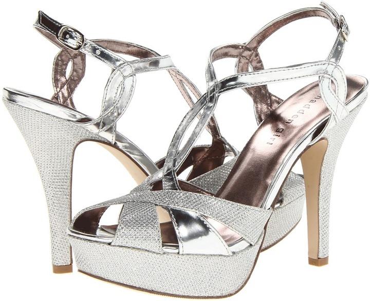 Madden-Girl Larice (Silver Multi) - Footwear