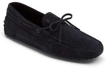 Tod's 'Gommini' Lace-Up Moccasin Driving Shoe