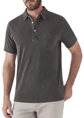 Faherty Sunwashed Polo Shirt - Men's