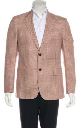 Jack Spade Houndstooth Two-Button Blazer