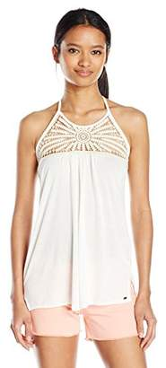 O'Neill Junior's Palla Knit Halter Top