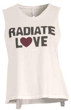 Spiritual Gangster Radiate Luv Spring Tank Top
