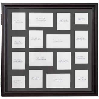 FINE JEWELRY Hives & Honey Black Collage Frame & Jewelry Box