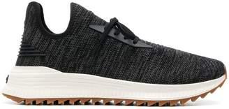 Puma melange knit sneakers