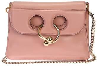 J.W.Anderson Mini Pierce Leather Shoulder Bag