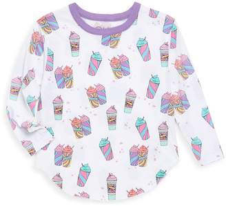 Chaser Girl's Drinkee Vintage Jersey Tee