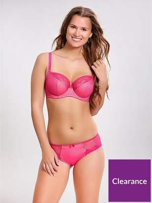 Cleo by Panache Hettie Balconette Bra - Bright Pink