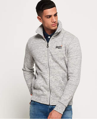 Superdry Orange Label Track Top Jumper