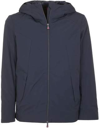 Museum Zipped Hooded Jacket
