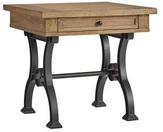 Gracie Oaks Luevano Antique End Table