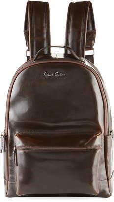 cfdbfaef2e Robert Graham Men's Saunders Leather Backpack