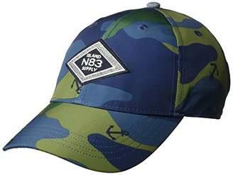Nautica Men's Camo Adjustable Baseball Cap Hat