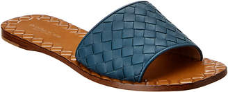 Bottega Veneta Ravello Intrecciato Nappa Leather Slide