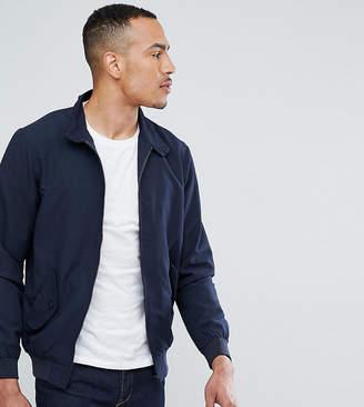 Brave Soul TALL Summer Lined Harrington Jacket