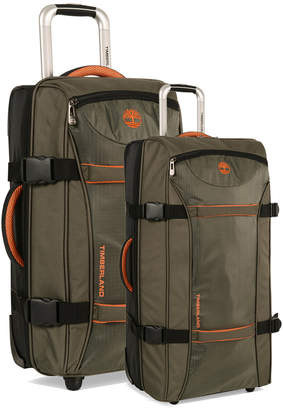 Timberland Twin Mountain Duffel Luggage Collection