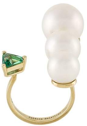 Delfina Delettrez Trillion ring