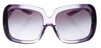 Burberry Oversize Square Sunglasses