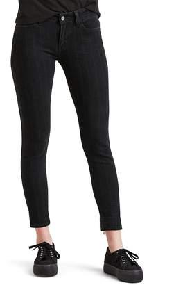 Levi's Levis Women's 535 Mid-Rise Super Skinny Ankle Jeans