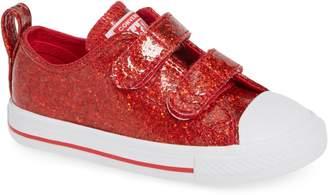 Converse R) Seasonal Glitter Sneaker