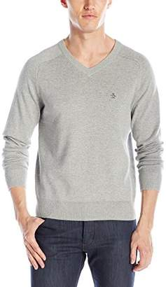 Original Penguin Men's V-Neck Sweater