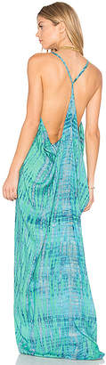 Tiare Hawaii Kalapana Maxi Dress