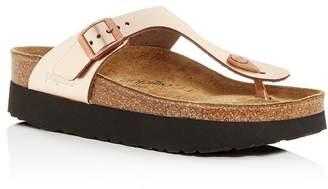 e688e779a81b Birkenstock Women s Papillio by Gizeh Platform Thong Sandals