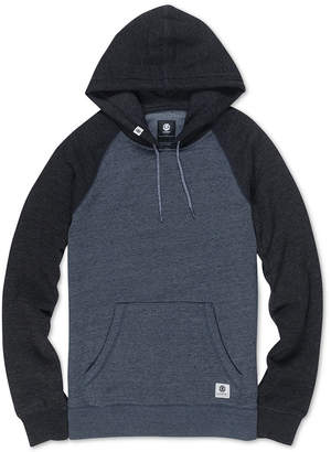 Element Men's Meridian Regular-Fit Colorblocked Raglan-Sleeve Hoodie