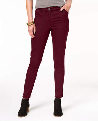 Style&Co. Style & Co Petite Bandit Skinny Pants, Created for Macy's