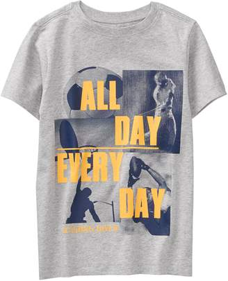 Crazy 8 Crazy8 All Day Every Day Tee