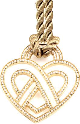 POIRAY Poiray 18K 1.22 Ct. Tw. Diamond Toggle Necklace
