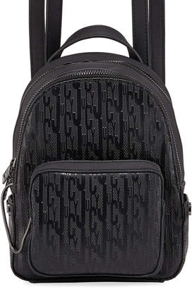 Juicy Couture Aspen Double-Zip Mini Backpack