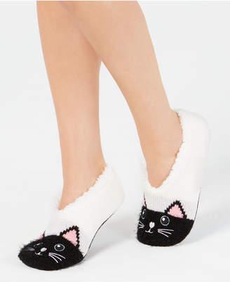 Charter Club Women's Cat Slipper Socks